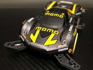 マッドレイザー MOMO RACING仕様 MADLASER